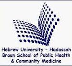 The School of Public Health - HUJI