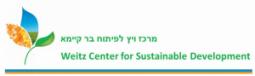 Weitz Center for Sustainable Development