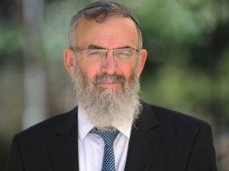 Rabbi David Shlomo Stav